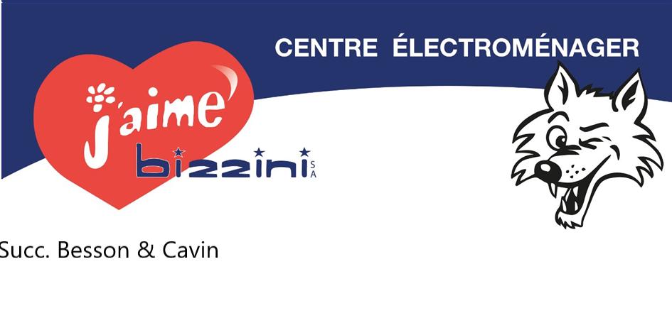 Centre électroménager Bizzini SA